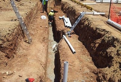 Commercial Plumbing Adelaide Hills or Gold Coast