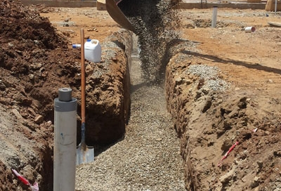 residential ground works